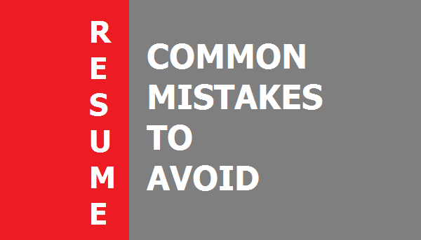 avoid these resume mistakes human resources solutions