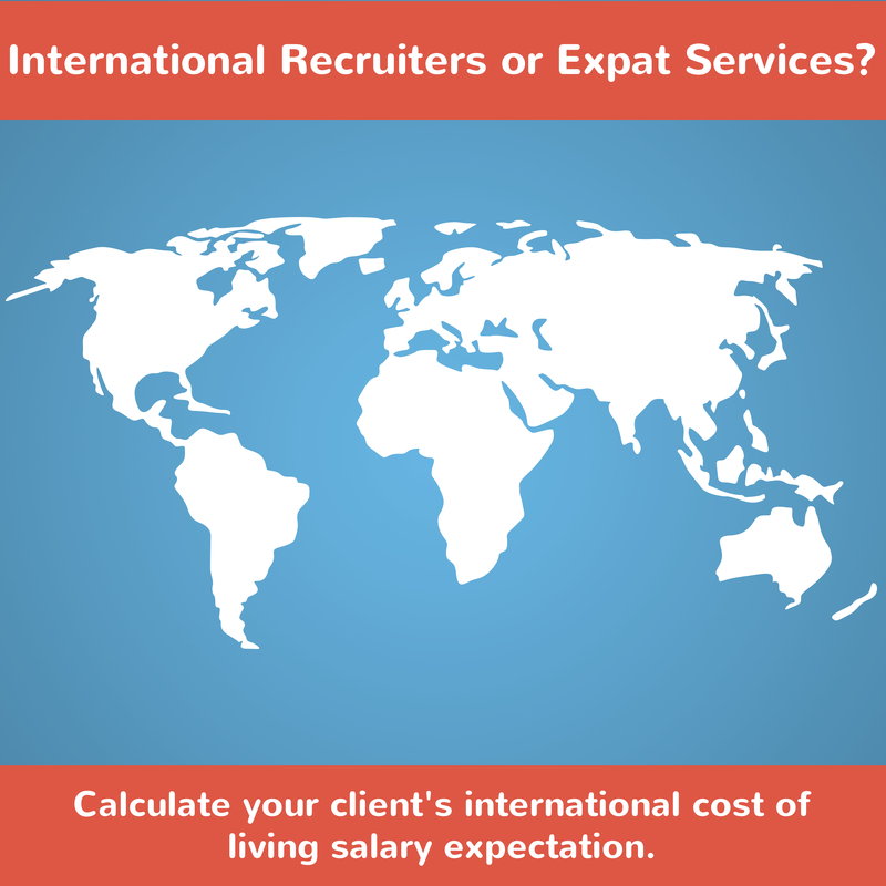 International Recruiters And Expat Services
